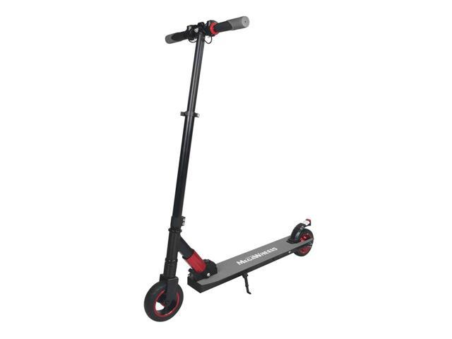 Megawheels S1 Folding Electric Scooter E-ABS Technology Micro-Electronic Braking System - Red