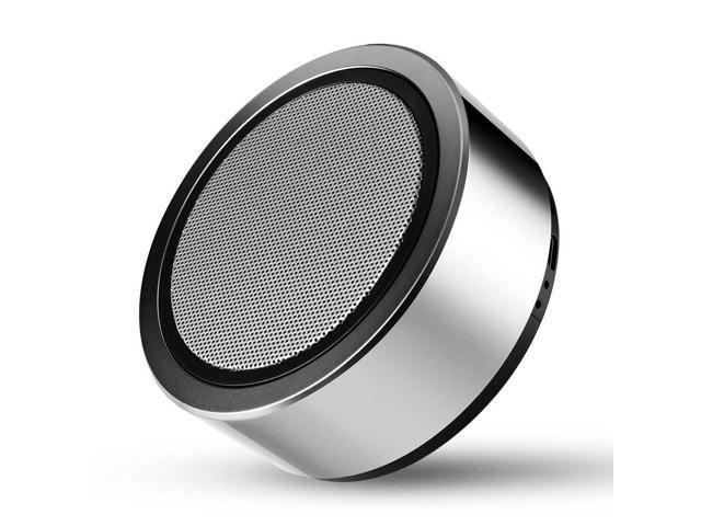KLUNICO K108 Smart Portable Bluetooth Speaker support TWS Multi-device Stereo - Silver