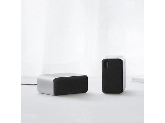 Xiaomi Wireless Bluetooth Computer Speaker 2pcs - SILVER