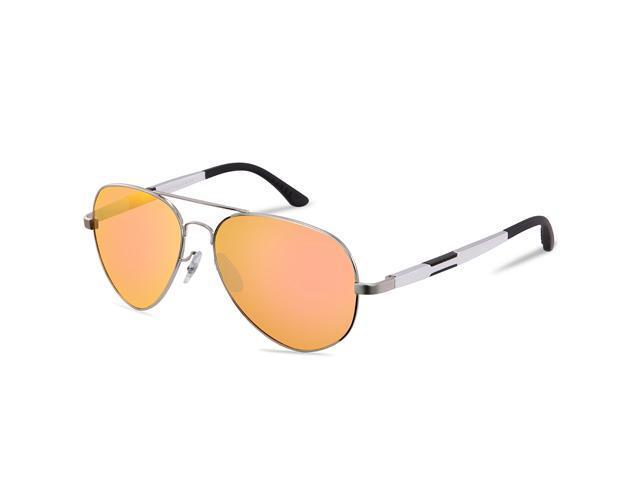 5c418b72191 DUCO Premium Aviator Style Polarized Sunglasses 100% UV protection 3026 ...
