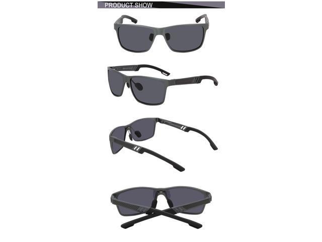ae9739d4a80 Duco Men s Wayfarer Style Polarized Sunglasses Driver Glasses 2217 ...