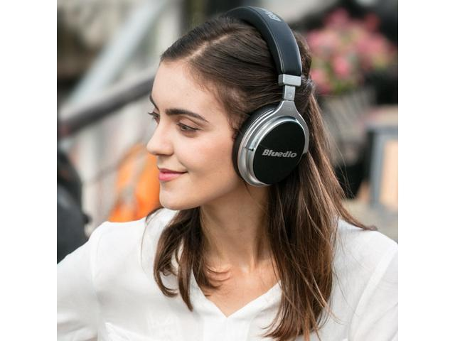 c89f27ade56 2017 Bluedio New F2 (Faith) Active Noise Cancelling Over-ear Business  Wireless Bluetooth ...