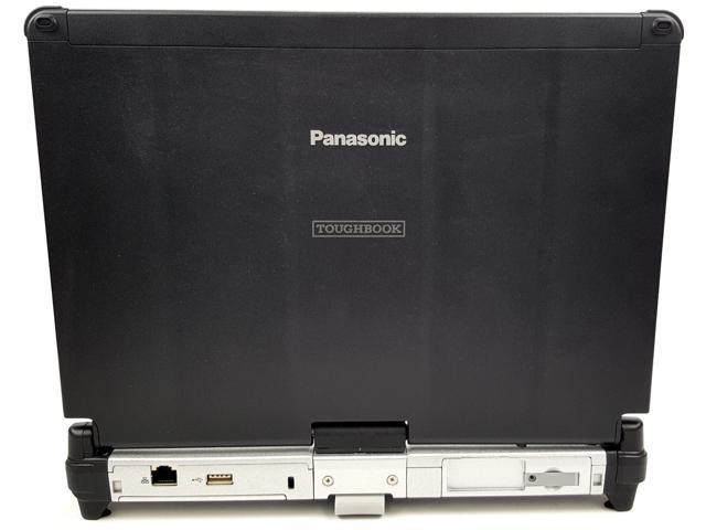 "Refurbished: Toughbook CF-C2 i5 4300u 8G 128G SSD 12.5"" HD Multi Touch CAM Win 10 Pro Digitizer Pen - Panasonic Rugged Workstation"