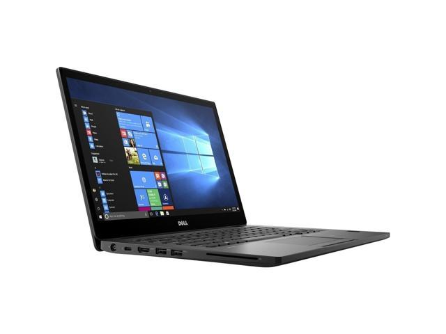 "Refurbished: Latitude 7480 1Y WRTY i5-6300U 8G 256G SSD 14"" (1920x1080) Win 10 Backlit Keys Webcam Bluetooth -  Dell 14 7000 Lightweight Ultrabook Laptop"