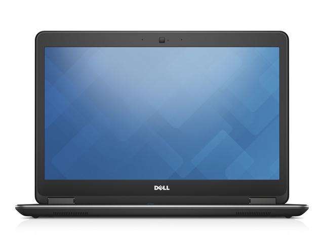 "Refurbished: Latitude E7440 i7-4600U 8G RAM 256G SSD Win 10 Pro 14"" Display Webcam Bluetooth Backlit Keyboard SD Card Reader - Dell Latitude 14 7000 E7440 Ultrabook"