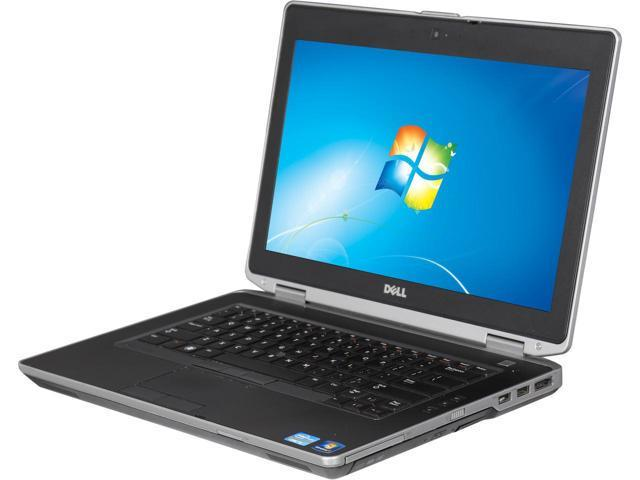 "Refurbished: DELL Laptop Latitude E6430 Intel Core i5 3rd Gen 3320M (2.60 GHz) 4 GB Memory 320GB HDD Intel HD Graphics 4000 14.0"" Windows 7 Pro 64-Bit"