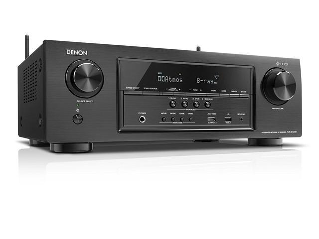 Denon AVR-S730H 7.2 Receiver with HEOS Technology