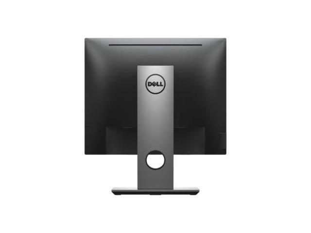 "Dell P1917S Black 19"" 6ms HDMI LED Backlight Monitors - LCD Flat Panel 250 cd/m2 DC 4,000,000:1 (1,000:1)"