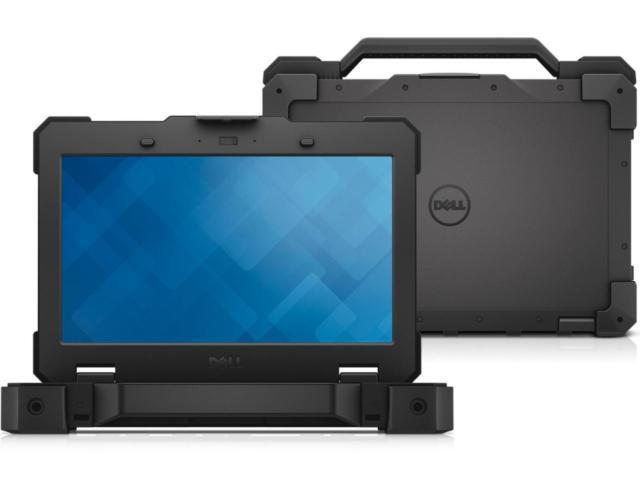 Refurbished: Dell Latitude 12 Rugged Extreme 7214 Laptop Intel i5-6300U 16GB Ram 256GB SSD Touch Screen Win 10 - 7214 - OEM