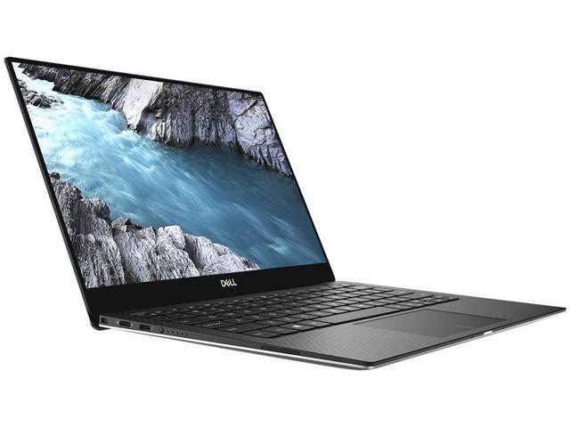"Refurbished: Dell XPS 13 9370 4K UHD Intel Core i7-8550U 16 GB Memory 512 GB PCIe SSD Windows 10 Home 13.3"" IPS Touchscreen Laptop - OEM"