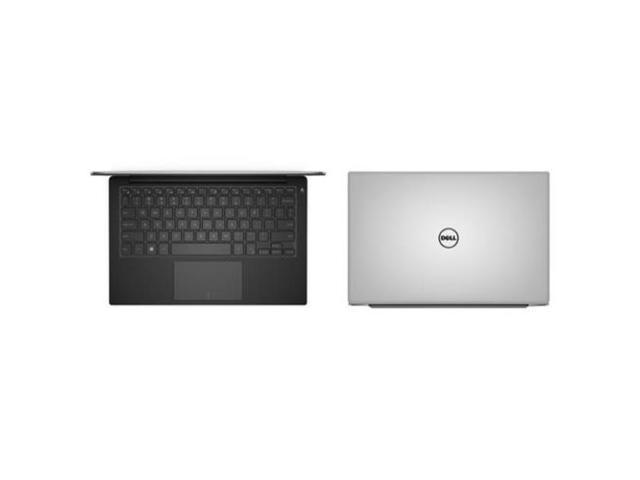 "Refurbished: Dell XPS 9370 13.3"" 4K UHD Touchscreen Notebook with Carbon Fiber Palm Rest, Intel Core i7-8550U 1.80GHz, 16GB RAM, 512GB SSD, Windows 10 Home, Silver"