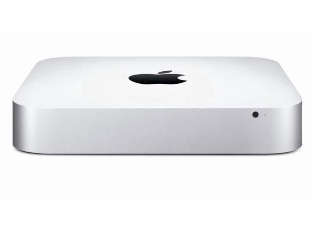 Refurbished: Apple Mac Mini Computer - A Grade Aluminum Unibody - 2.7GHZ Intel Core i7 CPU (Turbo up to 3.4), 8GB DDR3 Ram, 500GB HDD, AMD Radeon HD 6630M, MAC OS X LION 10.7.5 - A1347 MC816LL/A (Mid 2011)