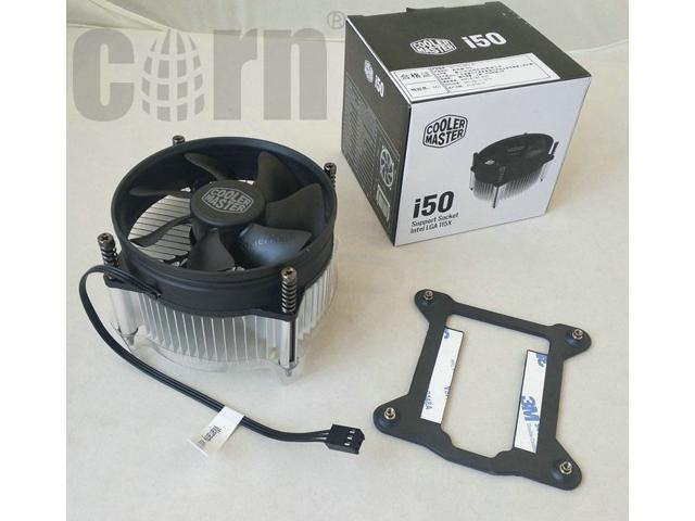 Cooler Master New Version i50 CPU Cooler 95mm Cooling fan Heatsink For Intel Socket LGA1155 / LGA1156