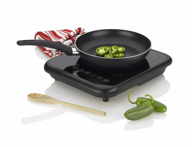 "Fagor 2X Portable Induction Cooker w/ 9.5"" Skillet 670041860"