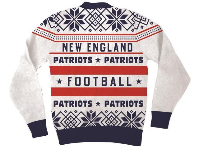 7a6f1dc4697 tom brady new england patriots ugly sweater. mens nfl tom brady 12 ...