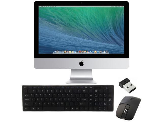 "Refurbished: Apple iMac 20"" Display 2.4GHz Intel Core 2 Duo 1GB Ram 250GB Hard Drive (Alumium) - MB323LL/A - OEM"