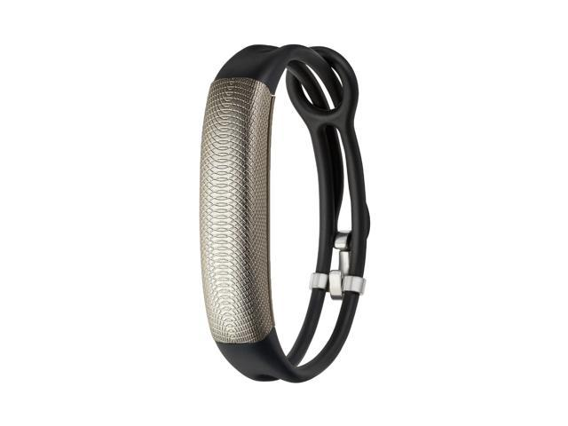 Jawbone UP2 Bluetooth Wireless Heart Rate Monitor, Sleep and Fitness Tracker - Black Oat