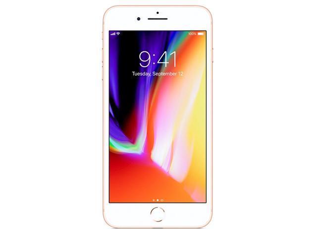 Refurbished: Apple iPhone 8 Plus Unlocked 256GB Gold