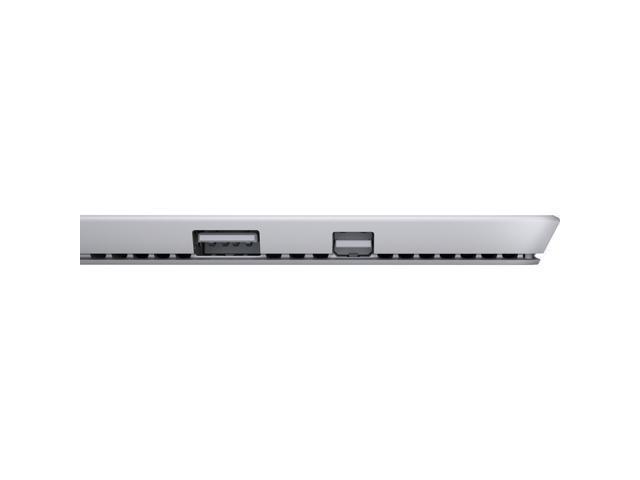 "Refurbished: Microsoft Surface Pro 3 Intel Core i5 4300U (1.90 GHz) 4 GB Memory 128 GB SSD 12.0"" 2160 x 1440 Tablet Windows 10 Pro Silver - OEM"