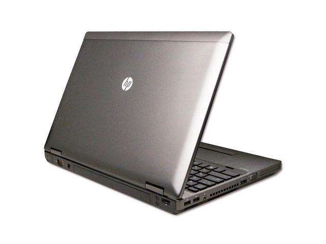 "Refurbished: HP ProBook 6570b Intel i5 Dual Core 2600 MHz 320Gig Serial ATA 2GB DVD ROM 15.0"" WideScreen LCD Windows 10 Home 32 Bit Laptop Notebook"