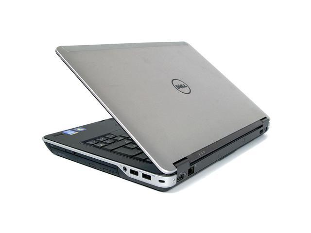 "Refurbished: Dell Latitude E6440 Intel i7 Dual Core 2900MHz 320Gig Serial ATA 8GB DVD ROM 14.0"" WideScreen LCD Windows 10 Professional 64 Bit Laptop Notebook"