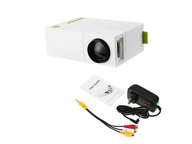 YG310 LCD Projector HD Resolution Multimedia LED Projection