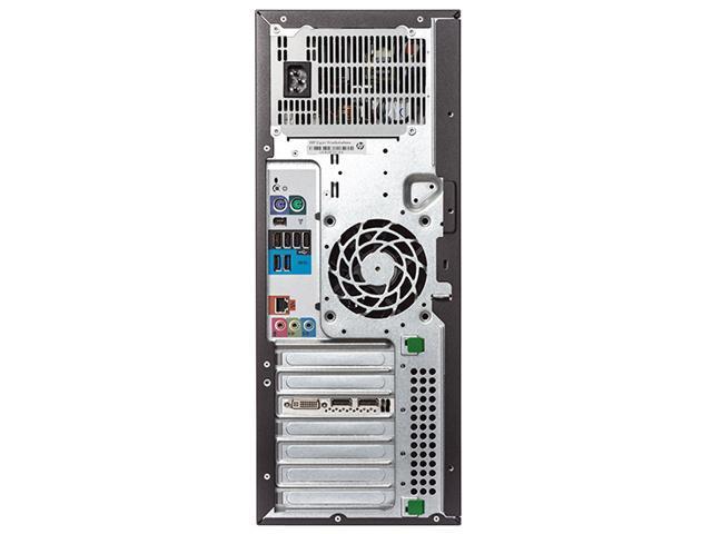Refurbished: HP Z420 Workstation Intel Xeon Processor Six-Core E5-1650 3.2 GHz - 16GB RAM 2TB Hard Drives - DVDRW - NVIDIA Quadro 2000 Video Card - Windows 7 Professional 64 Bit