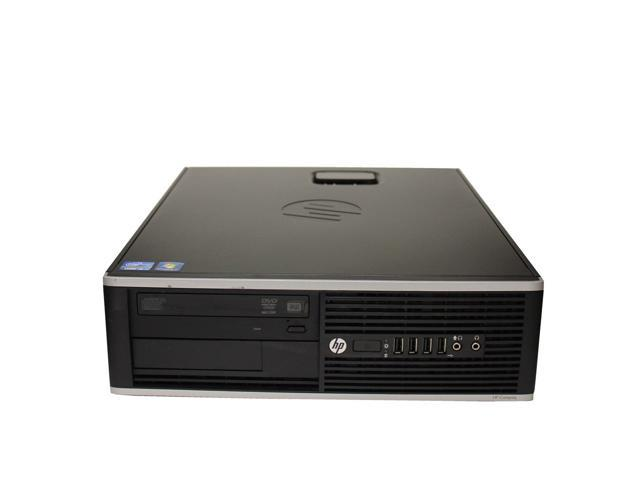 Refurbished: HP 6200 Pro SFF - Intel Core i5-2400 Quad-Core 3.1GHz - 4GB - 250GB HDD - DVD-ROM - Windows 10 Home