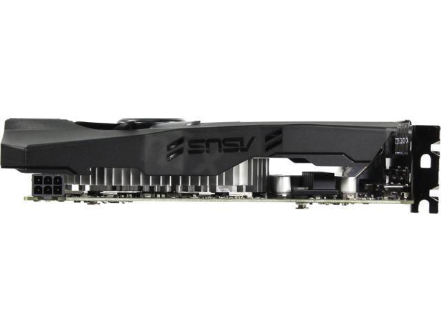 Refurbished: ASUS GeForce GTX 1060 Phoenix (Single) Fan Edition 3GB GDDR5 Video Graphics Card PH-GTX1060-3G