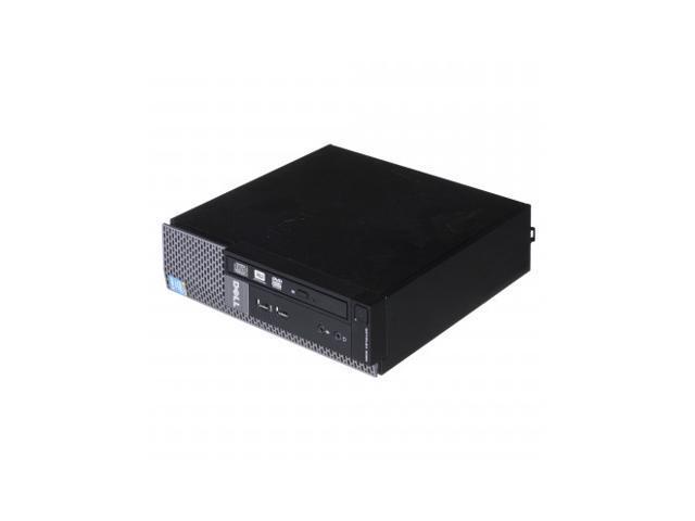 Refurbished: Dell Optiplex 9020 USFF - Intel Core i5-4590S (Quad-Core, 4th Gen) 3.0GHz - 4GB - 250GB HDD – DVD/RW – Windows 10 Home