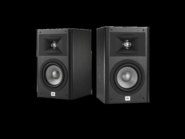 """Refurbished: JBL Studio 230 6.5"""" 2-Way Bookshelf Speakers - Pair (Black)"""