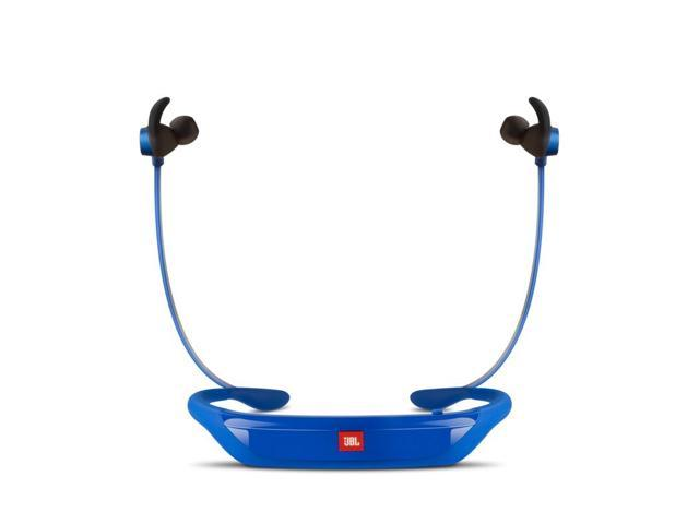 Refurbished: Jbl - In Ear Neckband Wireless Bluetooth Earphones Reflect Response (Ref)
