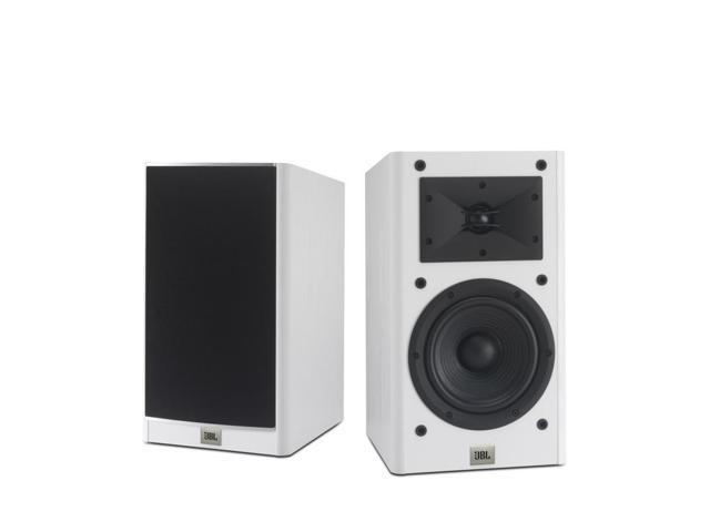"""JBL Arena 130 2-Way 7"""" Bookshelf Loudspeakers - Pair (White)"""