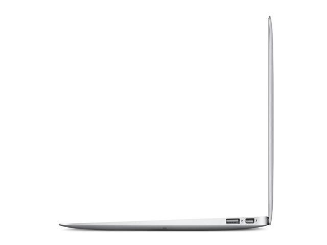 "Refurbished: Apple MacBook Air 11.6"" - Grade A - Intel Core i5 4th Generation 1.40 GHz (turbo up to 2.7GHz), 4GB RAM, 128GB SSD, macOS X 10.12 Sierra - razor thin A1465 MD711LL/B (2014)"