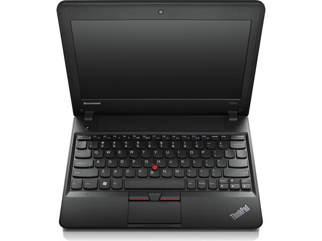 "Refurbished: Lenovo ThinkPad X Series X131e 11.6"" LED Notebook - AMD Fusion E-300 1.30GHz CPU, 4GB Memory, 320GB HDD, WebCam, Windows 10 Home"