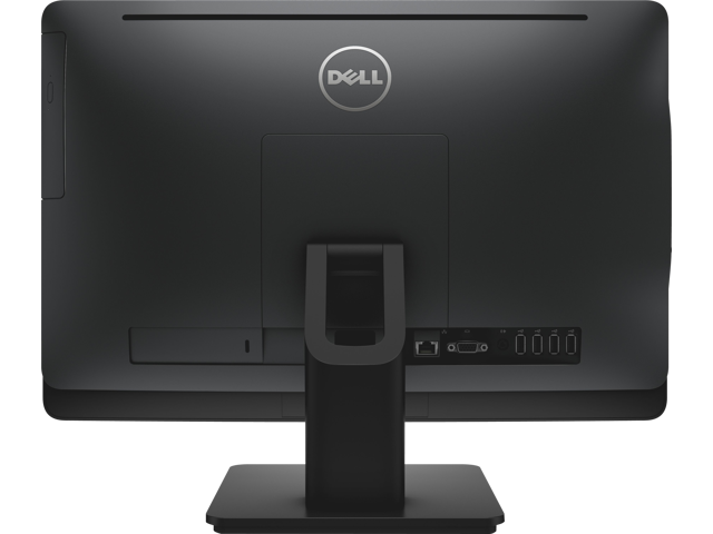 "Refurbished: Dell OptiPlex 3030 AIO 20"" All-in-One Computer - Grade A - 4th Gen Intel Core i5-4590S Quad 3.0GHz, 4GB Ram, 120GB SSD, WebCam, WIFI, Windows 10 Professional, Wireless Keyboard/Mouse"