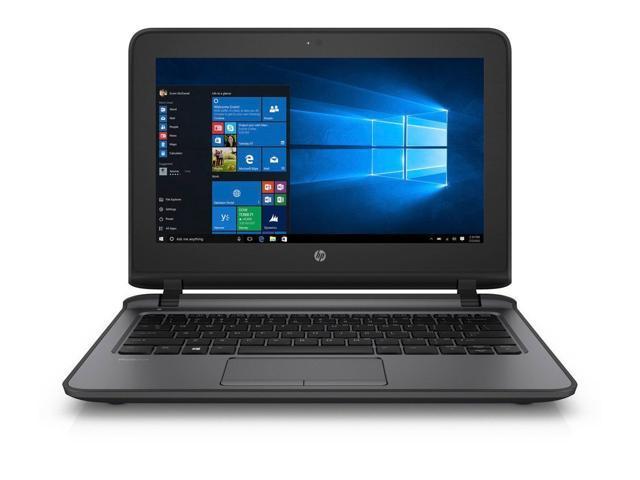 "Refurbished: HP ProBook 11 G1 Touch Screen Laptop - 5th Gen Intel Core i3-5005U (2.0 GHz), 8 GB Ram, 500 GB HDD, WebCam, Intel HD Graphics 5500, 11.6"", Windows 10 Pro 64-Bit - Grade A"