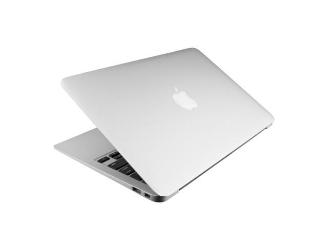 "Refurbished: Apple MacBook Air 11.6"" - Intel Core i5 1.70GHz, 4GB Memory, 64GB SSD HDD, Intel HD Graphics 4000, Thunderbolt, MacOS v10.13 High Sierra - A1465 MD223LL/A (Mid-2012) - Grade B"