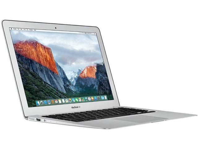 "Refurbished: Apple MacBook Air 13.3"" - Intel Core i5 1.70GHz (turbo up to 2.60 GHz), 64GB SSD, 4GB Ram, 1440x900 Display, MacOS v10.14 Mojave - A1466 MD628LL/A Aluminum Unibody - Grade B - OEM"