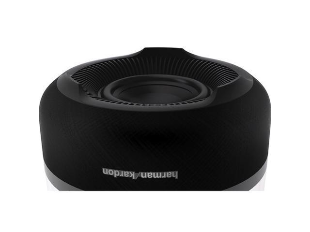 Refurbished: Harman Kardon Aura - Black Bluetooth Wireless Home Speaker System