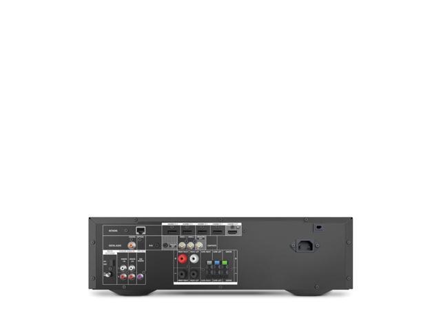 Refurbished: Harman Kardon AVR 1510S - 375-watt, 5.1-channel, networked audio/video receiver