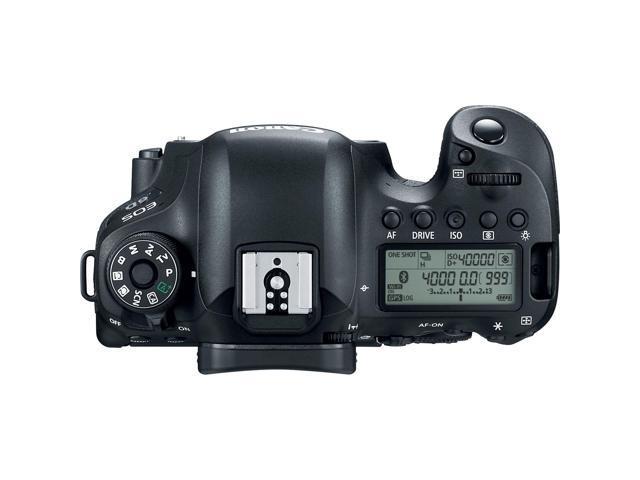 Canon EOS 6D Mark II 26.2MP Full-Frame Digital SLR Camera (Body Only)