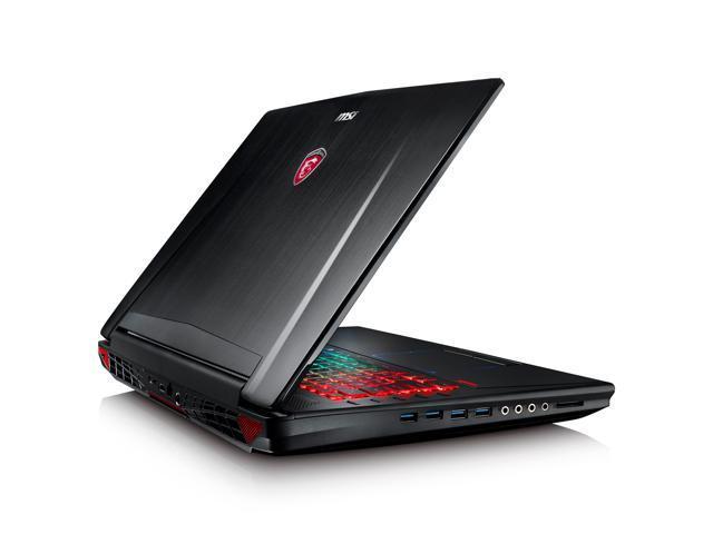 "CUK MSI GT72VR Dominator Virtual Reality Laptop (i7-6700HQ, 32GB RAM, 128GB SSD + 1TB HDD, NVIDIA Geforce GTX 1060 6GB, 17.3"" Full HD, Windows 10) - 2016 VR Ready Gaming Notebook Computer"