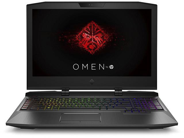 CUK HP Omen X 17t Notebook for Gamers - i7-7820HK, NVIDIA Geforce GTX 1080 8GB, 16GB DDR4, 256GB NVMe + 1TB, FHD 120 Hz IPS, Windows 10 Home - Powerful Extreme Gaming Laptop Computer