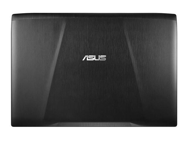 "CUK ASUS FX502VM 15.6"" Gaming Laptop (i7-7700HQ, 16GB RAM, Intel 256GB SSD NVMe + 1TB HDD, NVIDIA GTX 1060 3GB, 15.6"" FHD, Windows 10)"