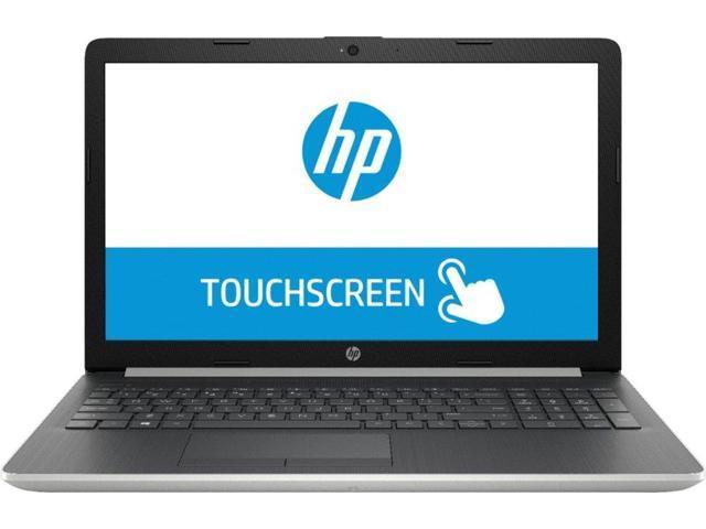 "HP 15.6"" HD TouchScreen NVMe SSD Laptop, 8th Gen Quad-Core i5 8250U 1.6GHz, 8GB DDR4 RAM, 512GB NVMe SSD, WIFI, BT 4.2, SD Card Reader, USB 3.0, DVD-RW, HDMI, Webcam, Windows 10 Pro"