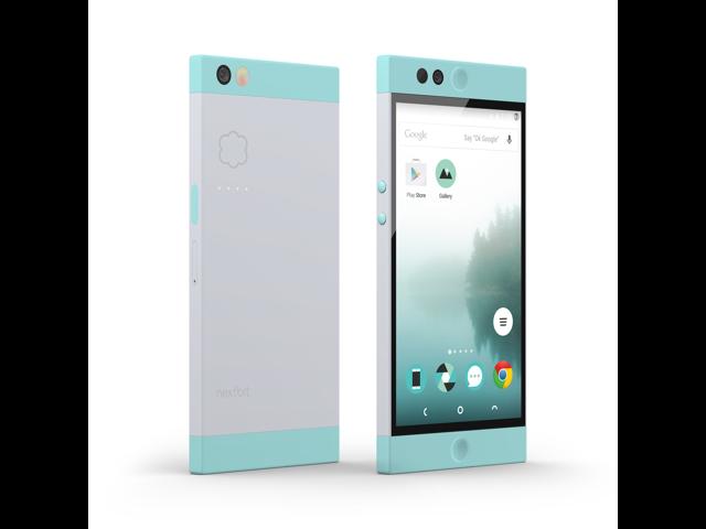 Nextbit Robin 32GB (100GB Cloud) GSM Factory Unlocked 4G LTE Android Smartphone - Mint