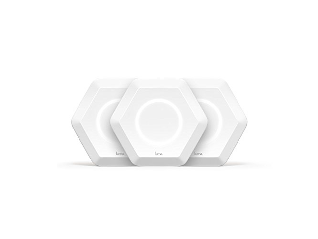 LUMA Whole Home Intelligent Surround WiFi System in White (3 Pack)