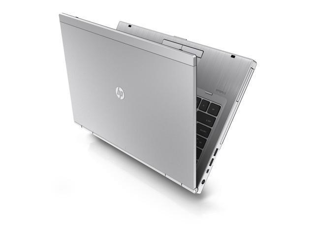 "Refurbished: HP Elitebook 8560p 15.6"" Intel Core i5-2520M 2.5GHz 4GB  250GB HDD Windows 7 & New Battery (No Webcam) Grade B (Scratch and Dent)"