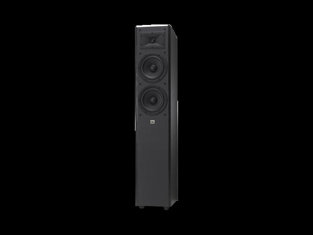 """JBL Arena 180 2-Way Dual 7"""" Floorstanding Loudspeaker - Each (Black)"""